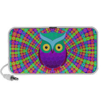Groovy Owl Mini Speaker
