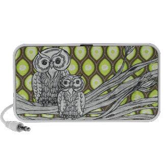 Groovy Owls Speaker
