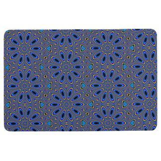 Groovy Pattern, Man Floor Mat
