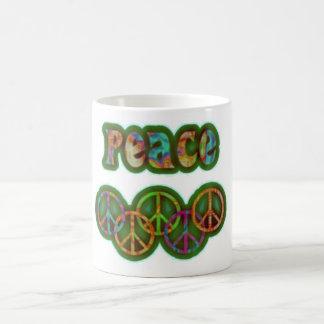 Groovy Peace Mug