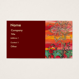 Groovy Pigs Business Cards