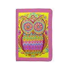 Groovy Retro Owl Wallet - Cute & Colourful!
