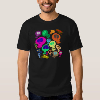 Groovy Skulls Shirt