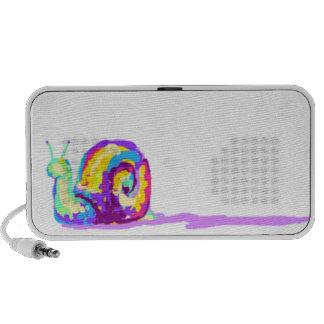 Groovy Snail Laptop Speaker