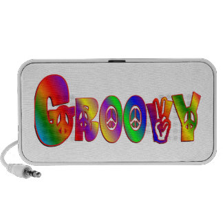 GROOVY iPod SPEAKERS