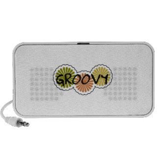 Groovy iPhone Speakers