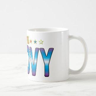 Groovy Star Tag v2 Mug