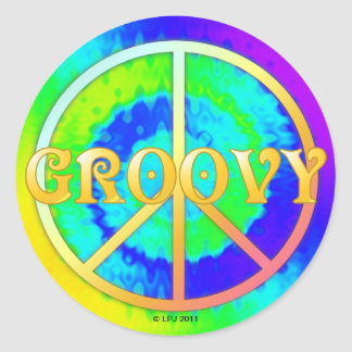 Groovy Stickers