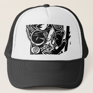 Groovy Street Trucker Hat
