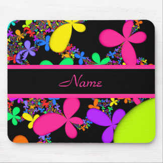 Groovy Summer Personalized Mousepad