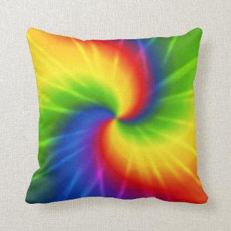 Groovy Tie Dye Cushion