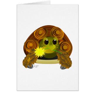 Groovy Tortoise Card