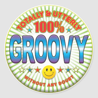 Groovy Totally Stickers