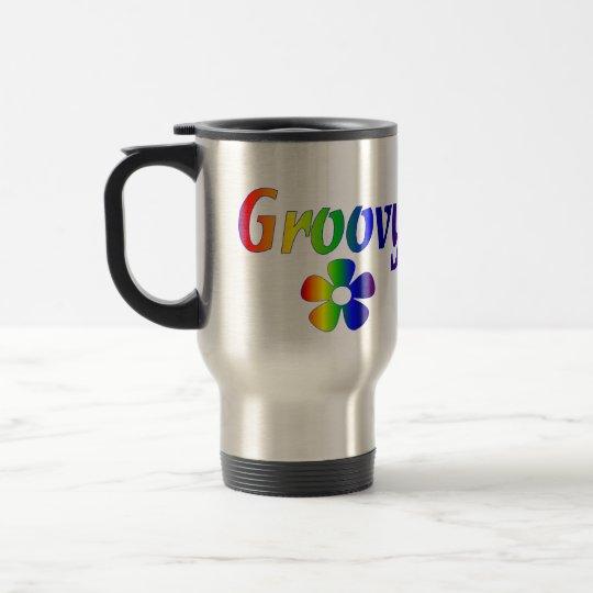 groovy travel mug
