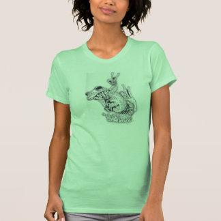Groovy Tree Frog Tee Shirt