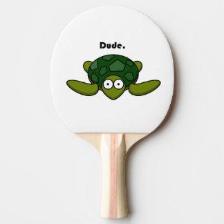 Groovy Turtle Dude Cartoon