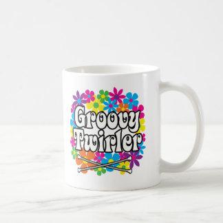 Groovy Twirler Mugs