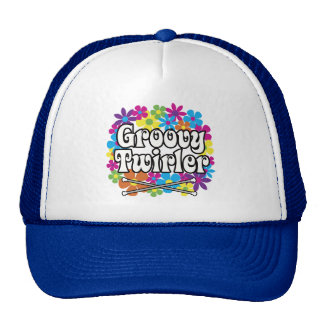 Groovy Twirler Trucker Hat