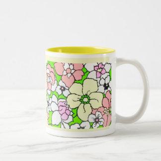 Groovy Two-Tone Mug
