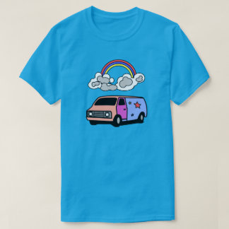 Groovy Van Tee Shirts