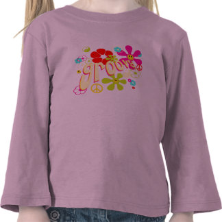 Groovy Vibe 70's Style Shirt