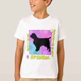 Groovy Welsh Springer Spaniel T-Shirt