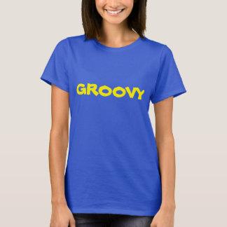 GROOVY Women's Basic T-Shirt