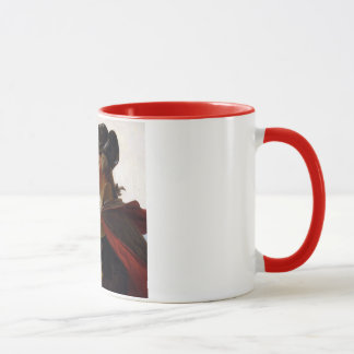 Grorge Washington Christmas Mug