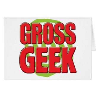 Gross Geek Cards