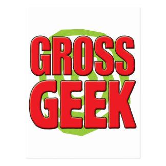 Gross Geek Postcards