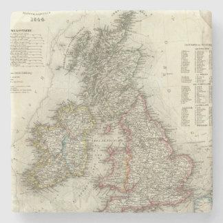 Grossbritannien, Ireland Stone Coaster