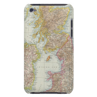 Grossbritannien, Irland - Map of UK, Ireland iPod Touch Cover