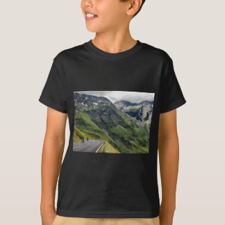 Grossglockner High Alpine Road, Austria T-Shirt