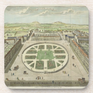 Grosvenor Square, for 'Stow's Survey of London', p Coaster