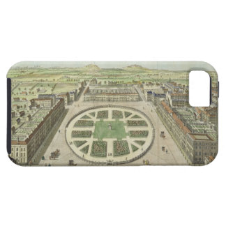 Grosvenor Square, for 'Stow's Survey of London', p iPhone 5 Cover