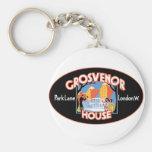 GrosvenorHouseLondon Key Chain