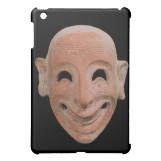 Grotesque mask, from Motya, 6th century BC (terrac Case For The iPad Mini
