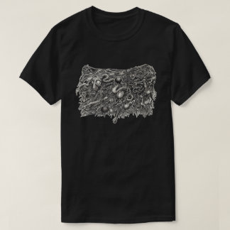 Grotesque Number 1, by Brian Benson T Shirt