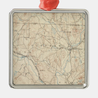 Groton, Massachusetts Christmas Ornament