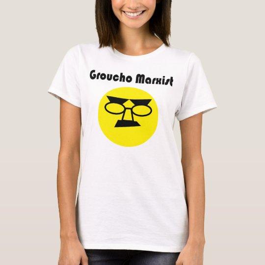 Groucho Marxist (Womens Shirt) T-Shirt