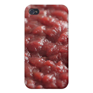 Ground Beef iPhone 4/4S Case