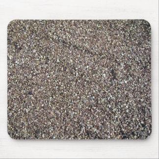 Ground Gravel Texture Mousepad