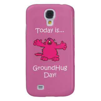 Ground Hug Day Galaxy S4 Case