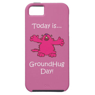 Ground Hug Day iPhone 5 Covers