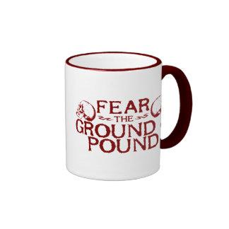 Ground & Pound Ringer Mug