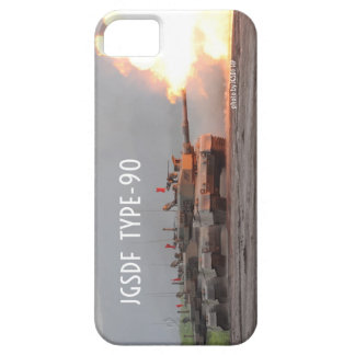 Ground Self-Defense Force 90 type tank iPhone 5 Case