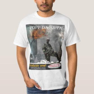 Ground Zero White T Version 1 T Shirts