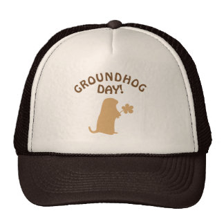 Groundhog Day Cap
