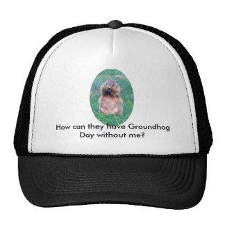 Groundhog Day Trucker Hats