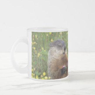 Groundhog Pose Mug Mug